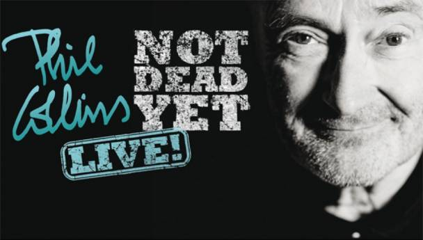 Phil Collins' Show Not dead yet Tour